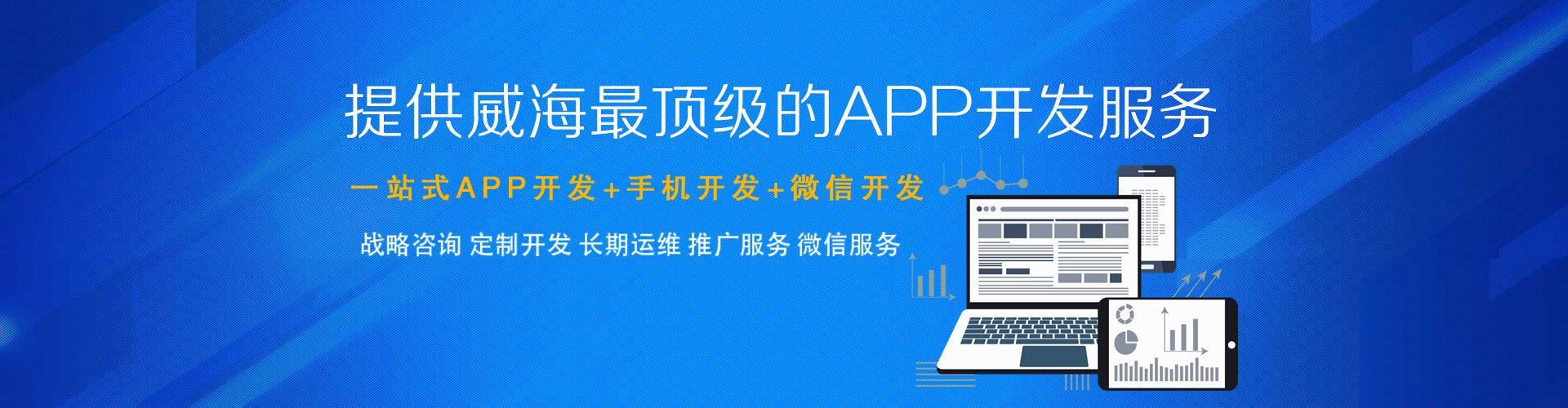 威海app开发公司
